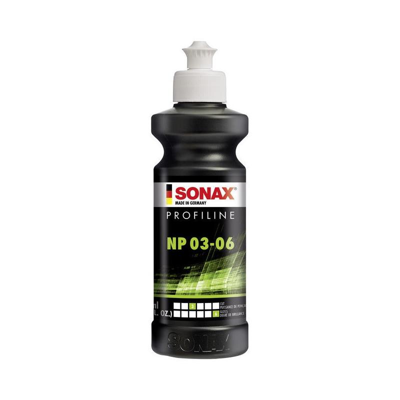 PROFILINE NP 03-06 SONAX - Polish de finition - AM-Detailing