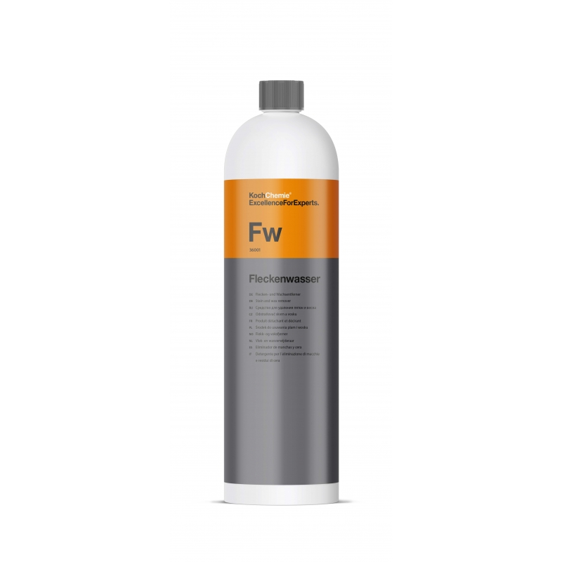 Flecken Wasser Koch Chemie - Alcool IPA dégraissant - AM-Detailing