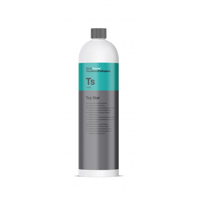 Top Star Koch Chemie - Dressing plastiques intérieur - AM-Detailing