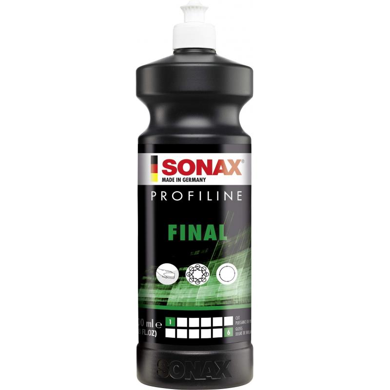 PROFILINE Final SONAX - Polish de finition avec cire - AM-Detailing