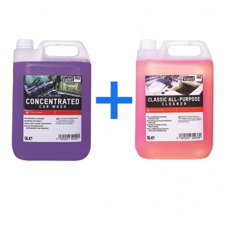 Concentrated Car Wash +...