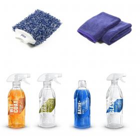 Pack débutant nettoyage extérieur - Gyeon