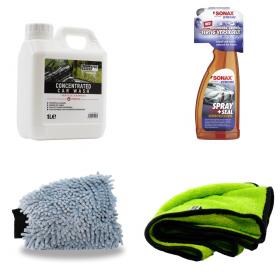 Pack débutant nettoyage extérieur - ValetPRO / SONAX / AM-Detailing