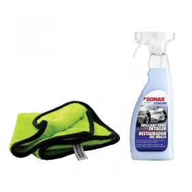 Pack nettoyage à sec - SONAX / ValetPRO