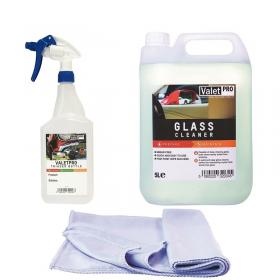 Pack nettoyage vitres -...