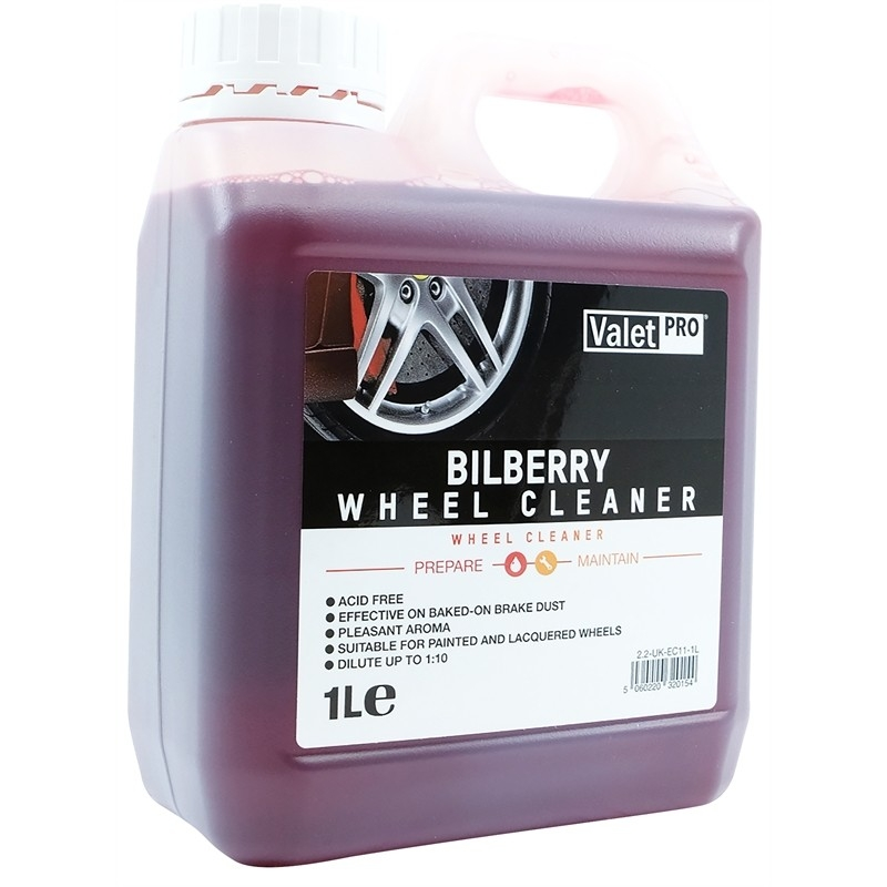 Bilberry Wheel Cleaner ValetPRO - Nettoyant jantes - AM-Detailing