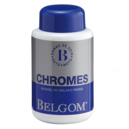Chrome 250ml - Belgom