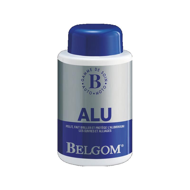 Belgom Alu 250ml - Polish aluminium - AM-Detailing
