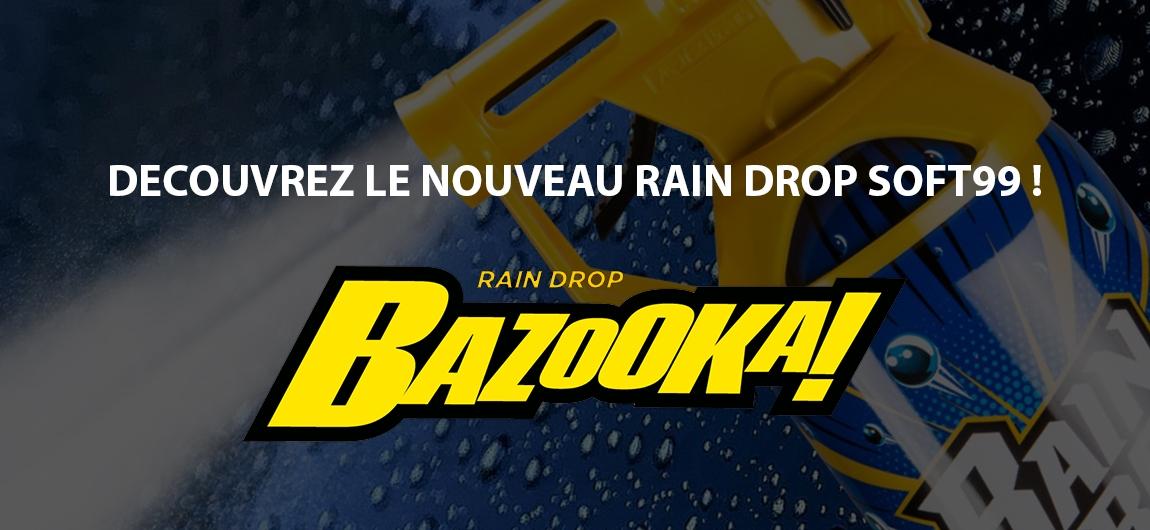 Rain Drop Bazooka Soft99